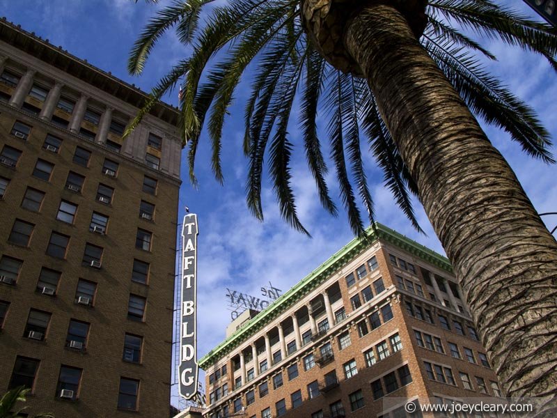 Hollywood and Vine - Los Angeles 2011