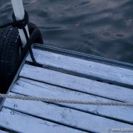 Dark water - Lake Como 2011