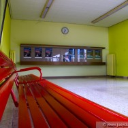 Railway waiting room - Chiasso 2011