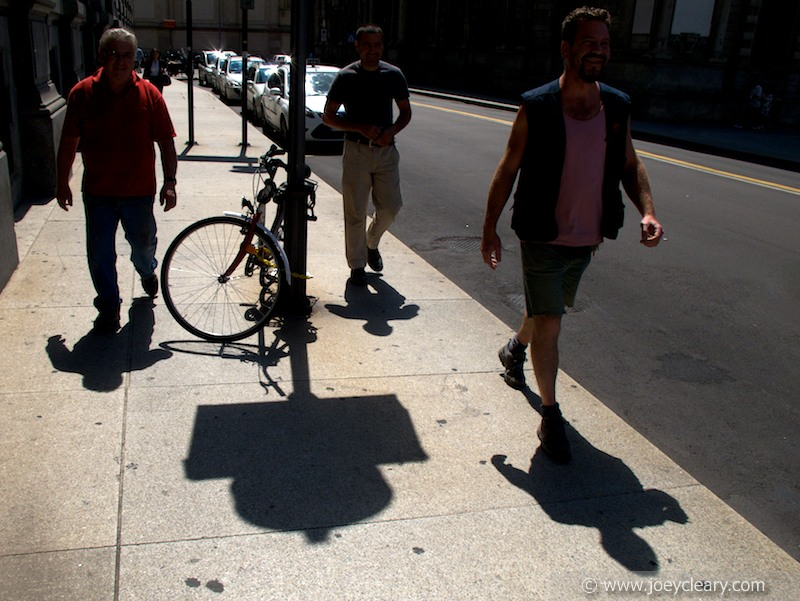 Walking - Milan 2011