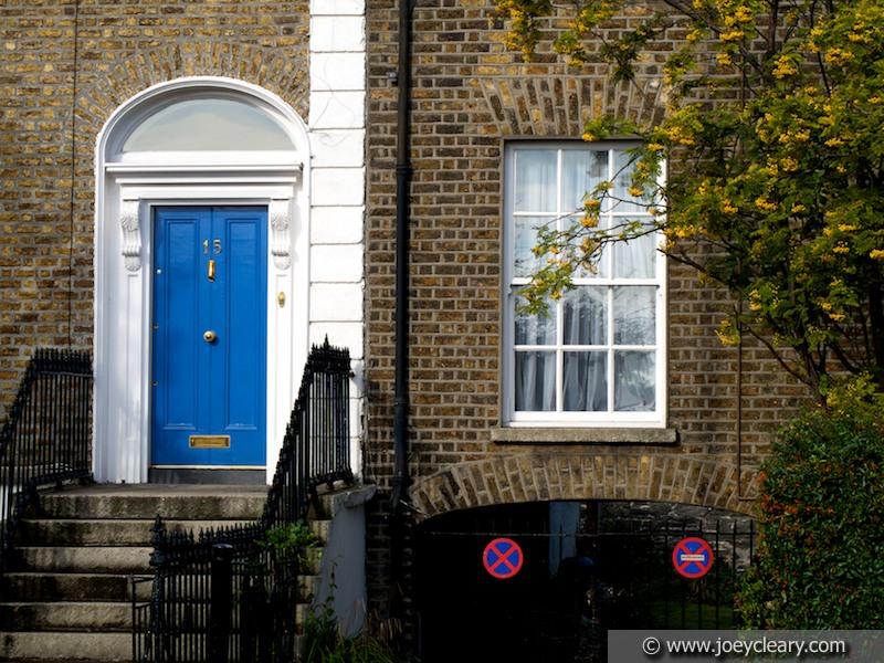 Blue Door, Dublin 2011