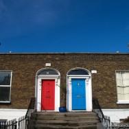 Blue sky - Dublin 2011