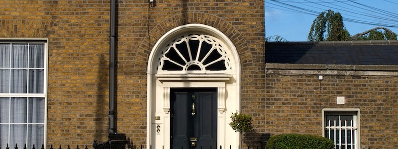Dublin doorway - Dublin 2011