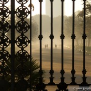 Early morning mist - Barcelona 2011