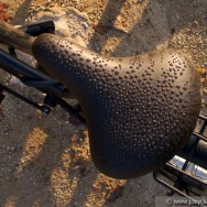 Bike saddle - Barcelona 2011