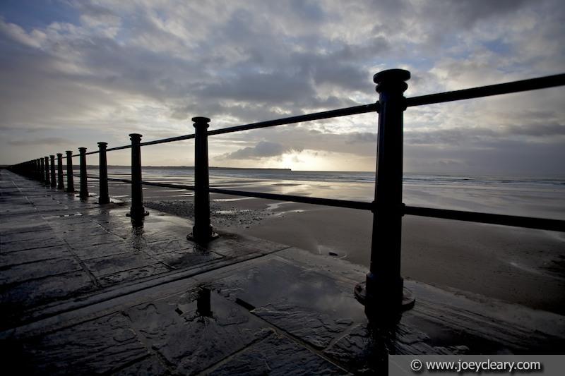 Tramore promenade - Ireland 2011
