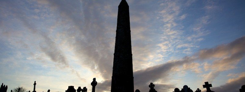 Ardmore Round Tower - Ireland 2011